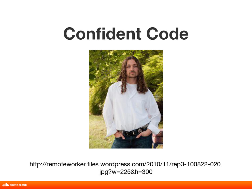 Confident Code title, date, 01 of 10 http://rem...