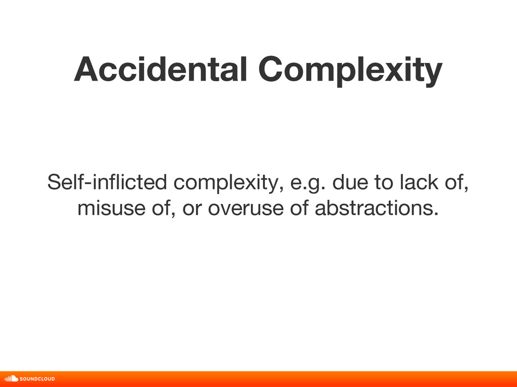 Accidental Complexity title, date, 01 of 10 Sel...