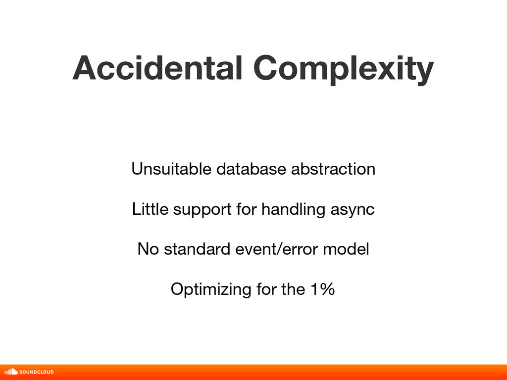 Accidental Complexity title, date, 01 of 10 Uns...