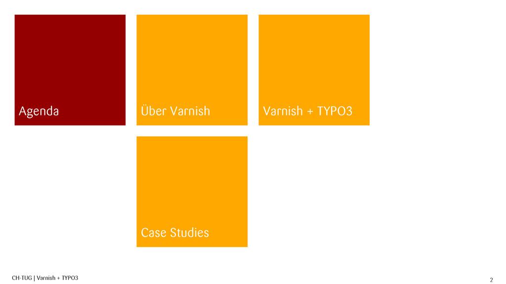 CH-TUG | Varnish + TYPO3 2 Agenda Über Varnish ...