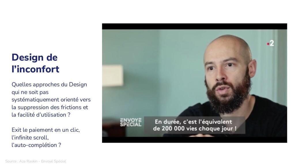 Quelles approches du Design qui ne soit pas sys...