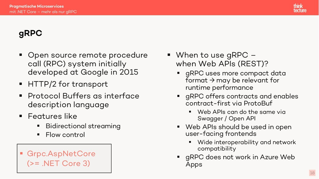§ Open source remote procedure call (RPC) syste...
