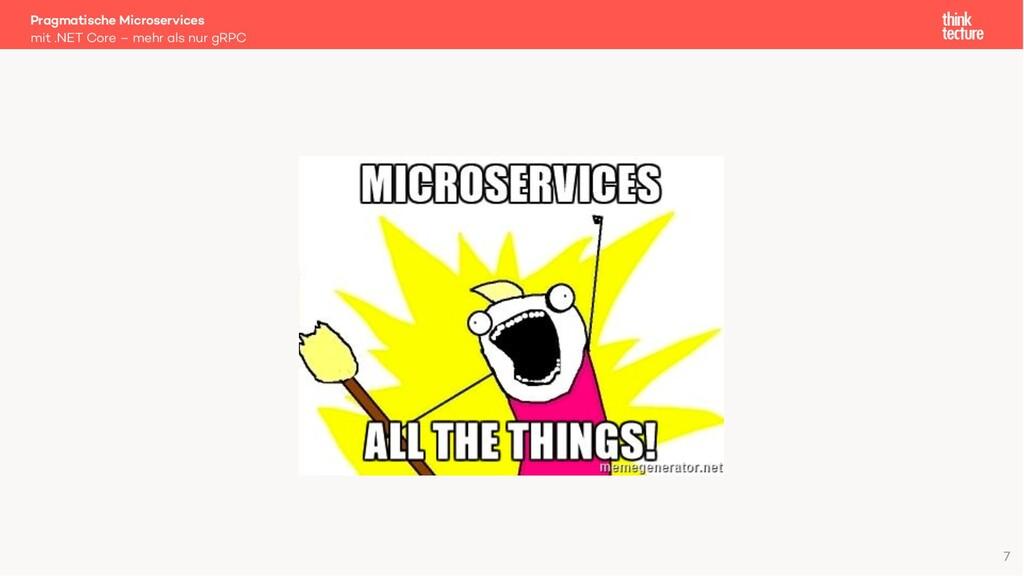 Pragmatische Microservices mit .NET Core – mehr...