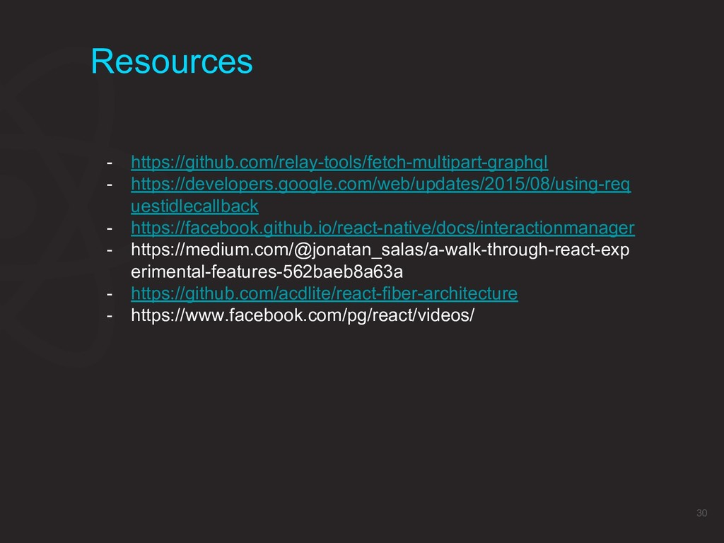 Resources 30 - https://github.com/relay-tools/f...
