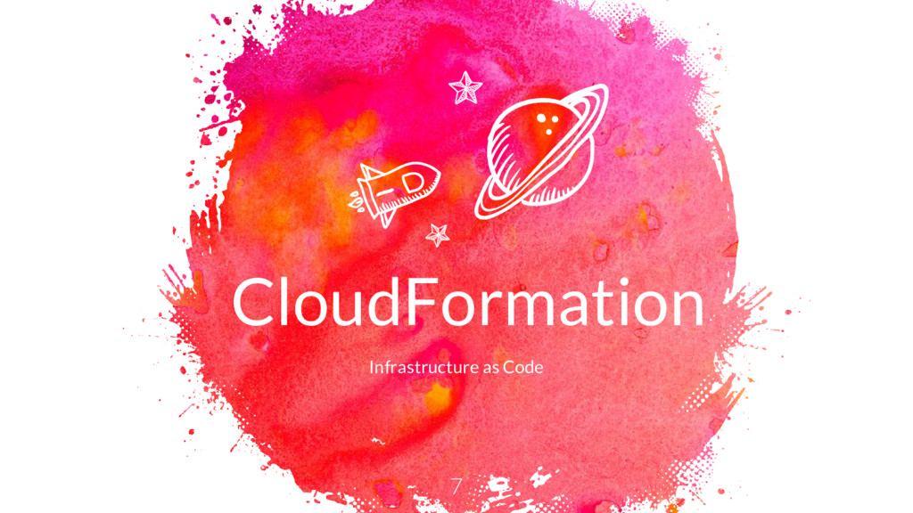 CloudFormation Infrastructure as Code 7