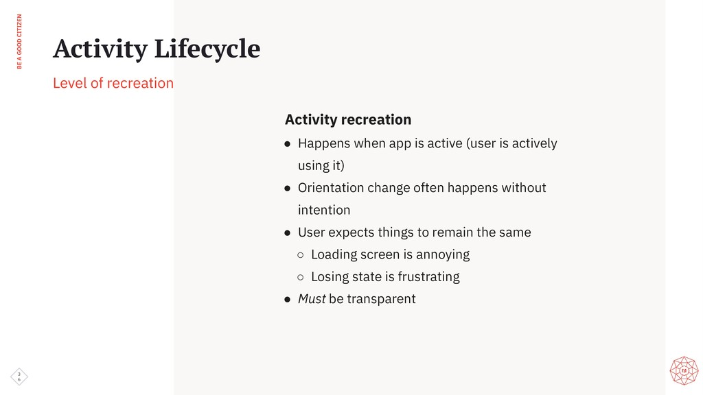 BE A GOOD CITIZEN 3 6 Activity Lifecycle Level ...