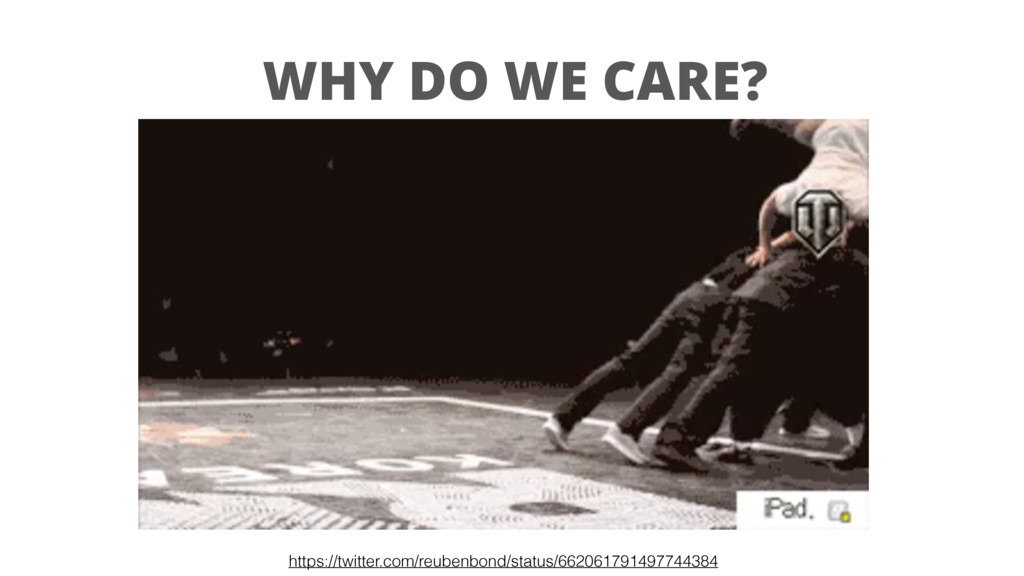WHY DO WE CARE? https://twitter.com/reubenbond/...