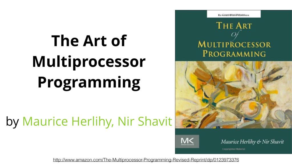 http://www.amazon.com/The-Multiprocessor-Progra...