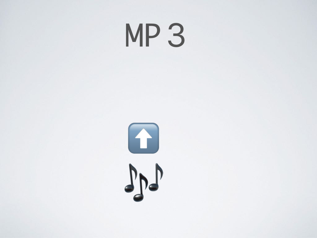 MP3  ⬆