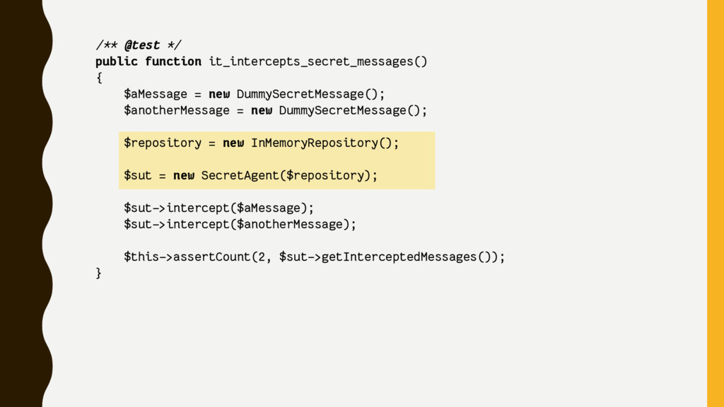 /** @test */ public function it_intercepts_secr...