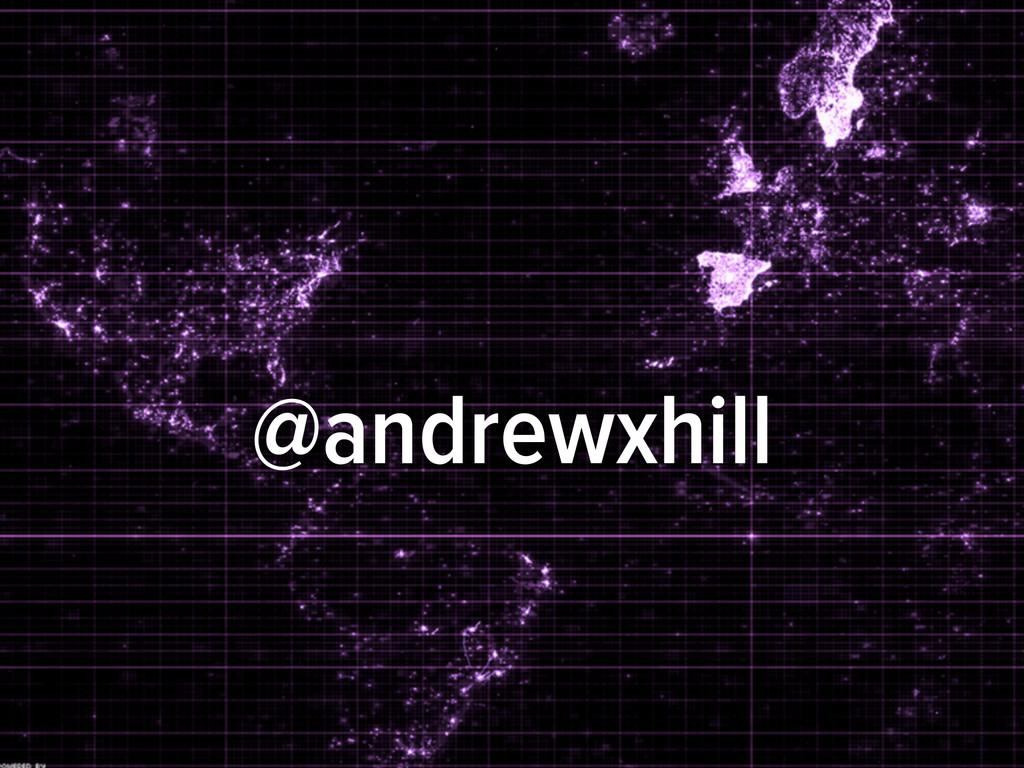 @andrewxhill