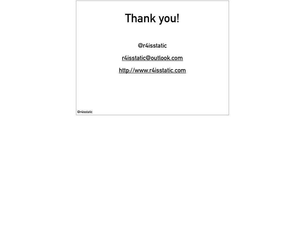 Thank you! @r4isstatic @r4isstatic r4isstatic@o...