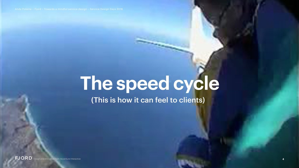 The speed cycle 4 Andy Polaine – Fjord – Toward...