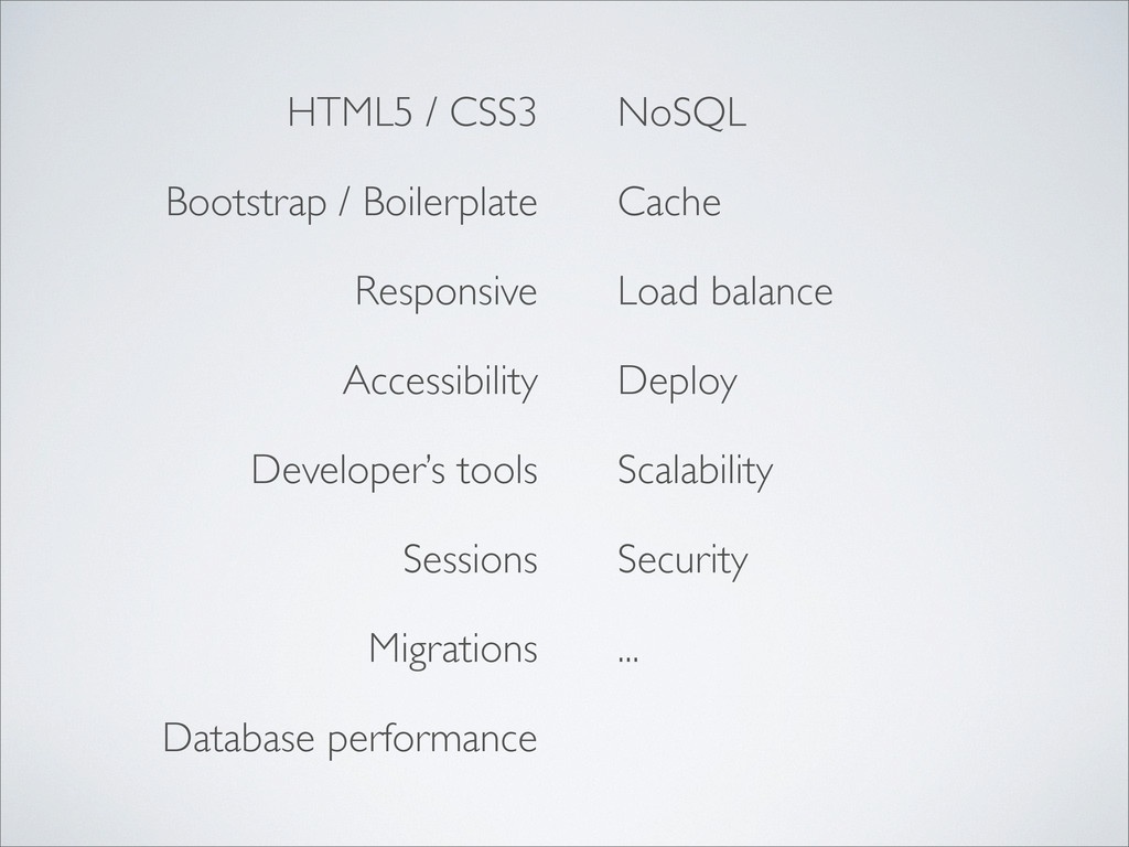 HTML5 / CSS3 Bootstrap / Boilerplate Responsive...
