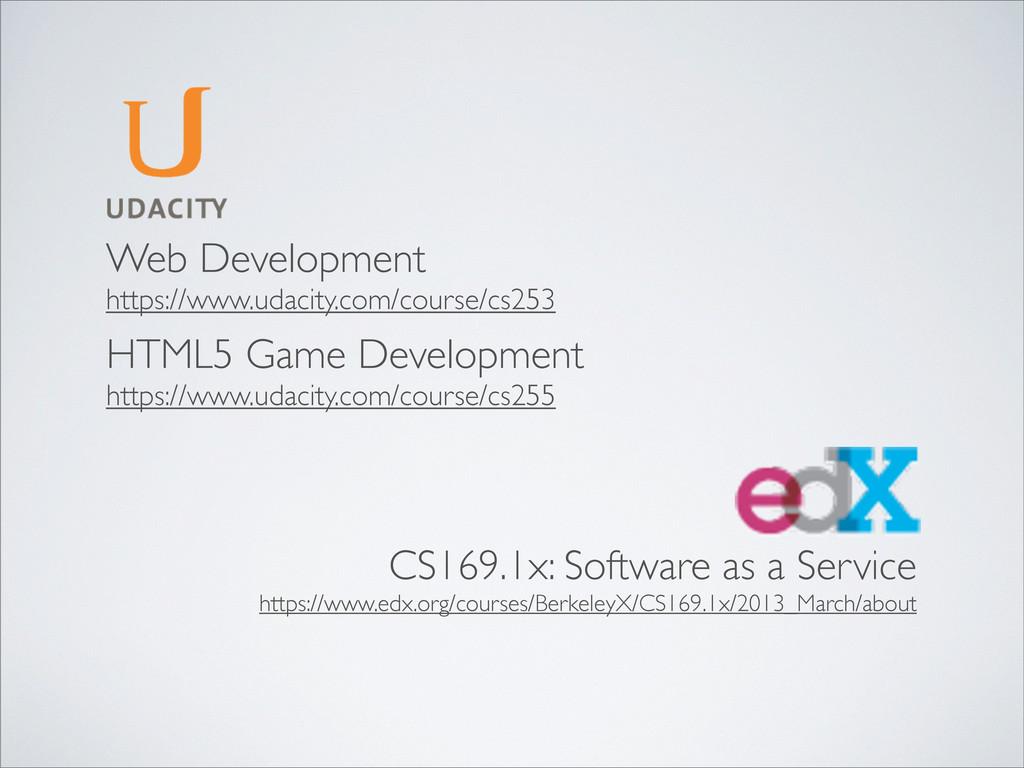 Web Development https://www.udacity.com/course/...