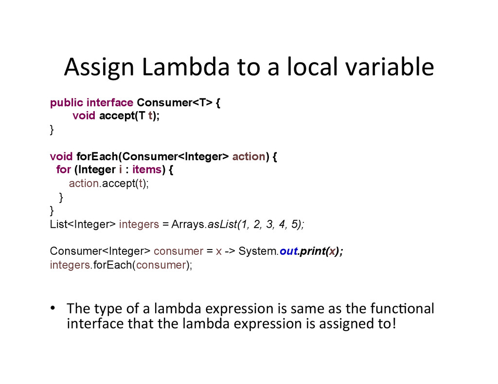 Assign	
