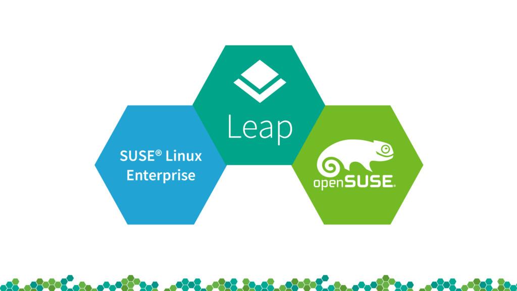 SUSE® Linux Enterprise