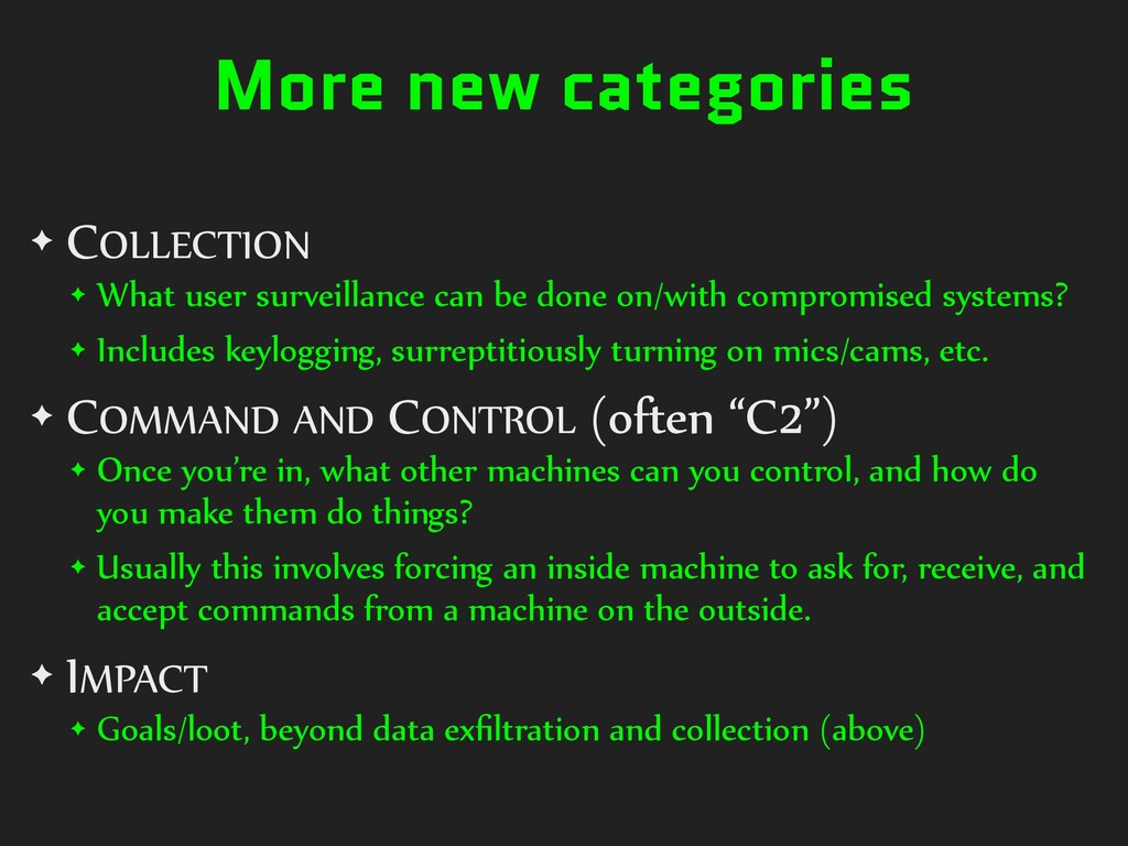 More new categories ✦ COLLECTION ✦ What user su...