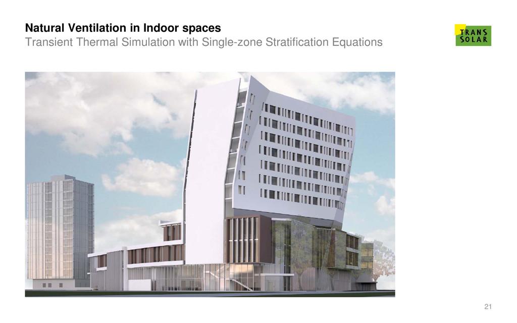 21 Natural Ventilation in Indoor spaces Transie...