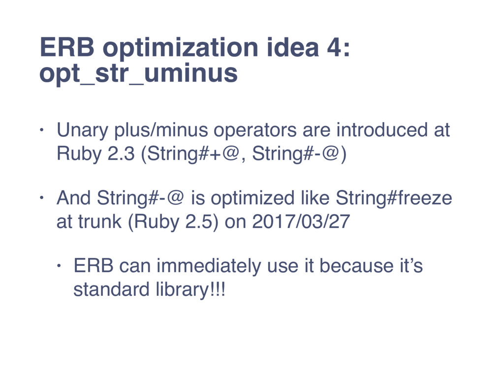 • Unary plus/minus operators are introduced at ...
