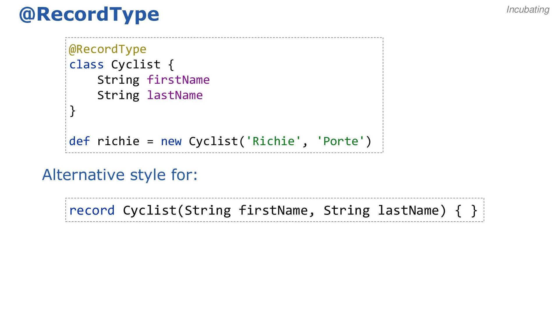 Method closures & method references @groovy.tra...
