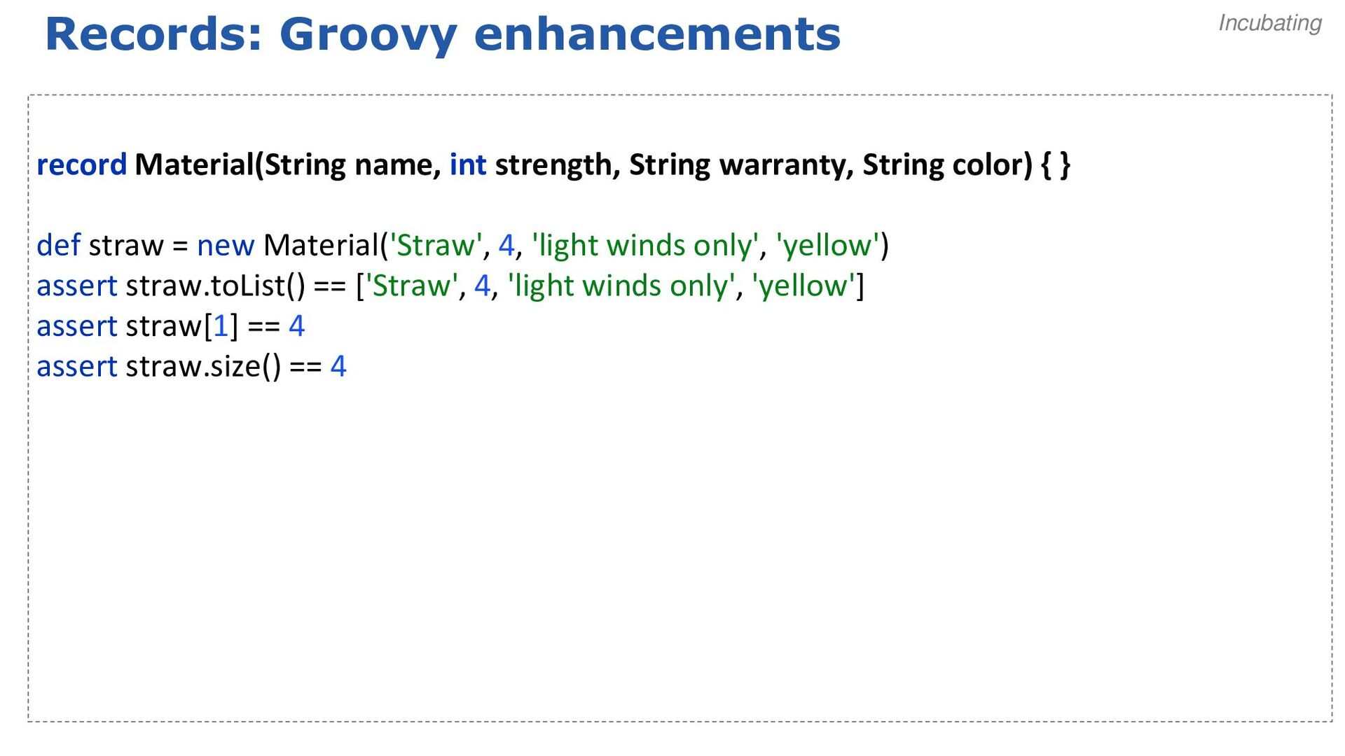 Parrot: Better Java syntax support • Try with r...