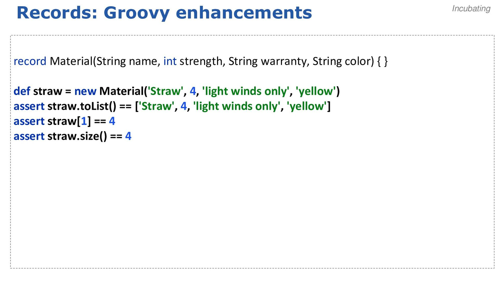 Type systems - a binary toggle? Scala C# Java H...