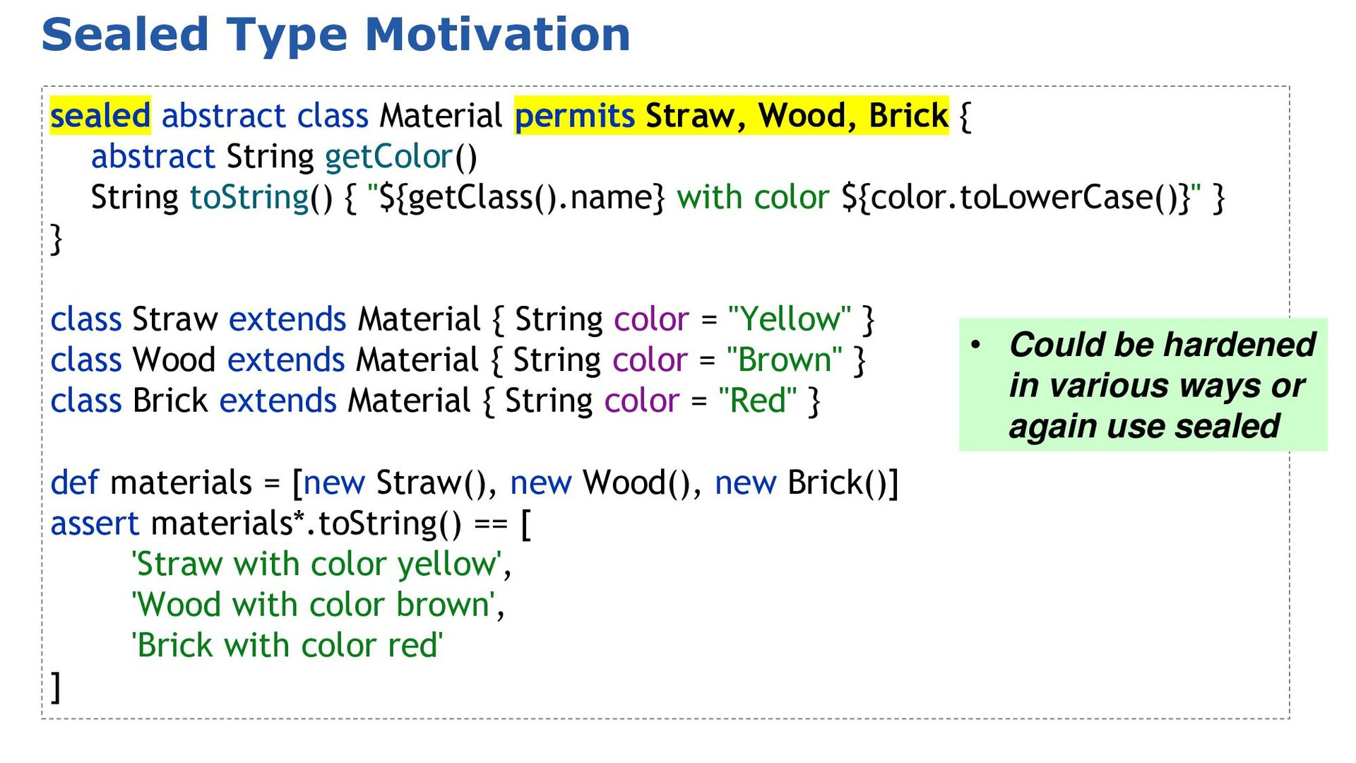 Groovy 2.5: AST Transforms: @Immutable becomes ...