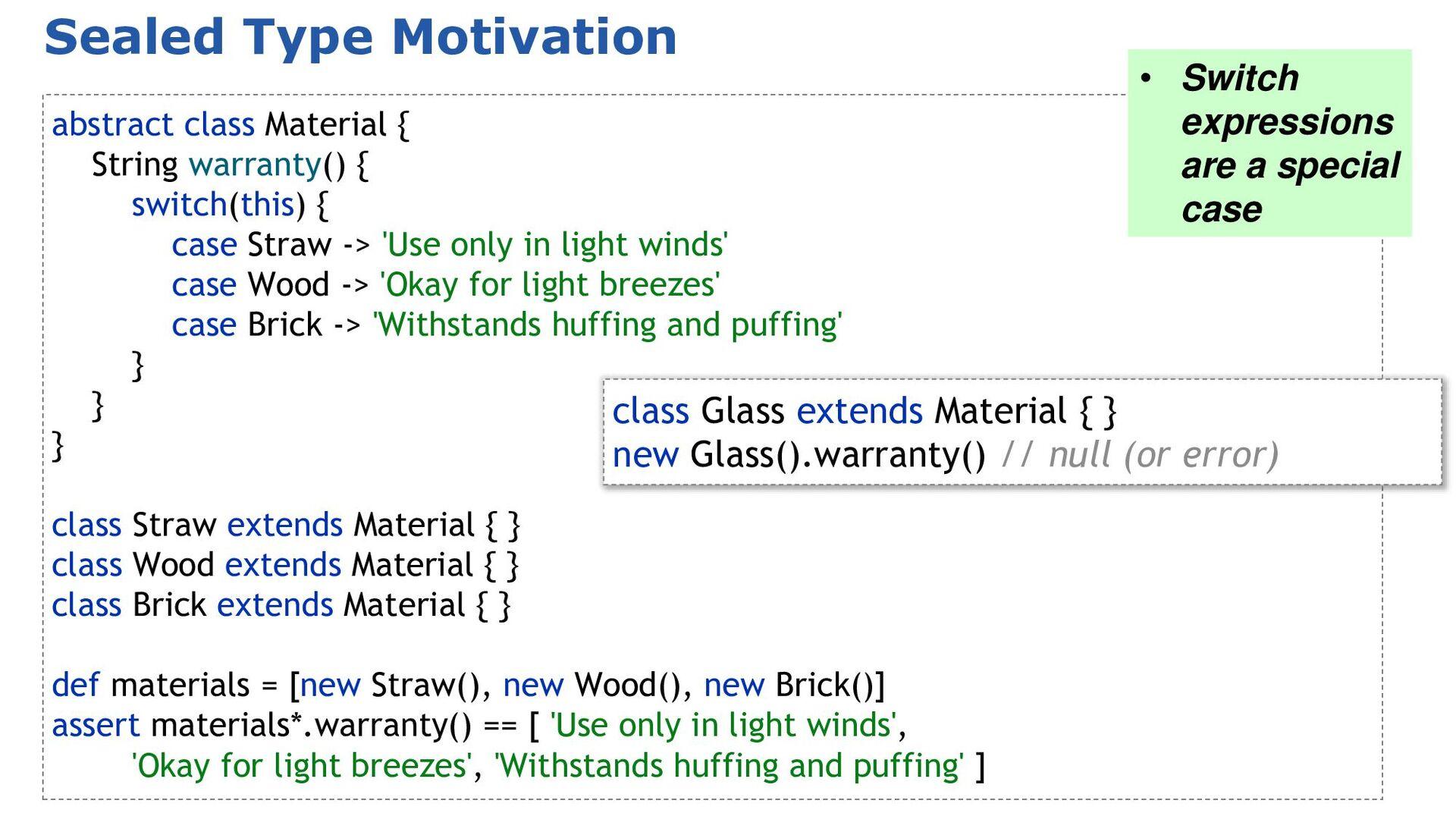 Groovy Roadmap v Groovy 2.5 § 2.5.8 released § ...