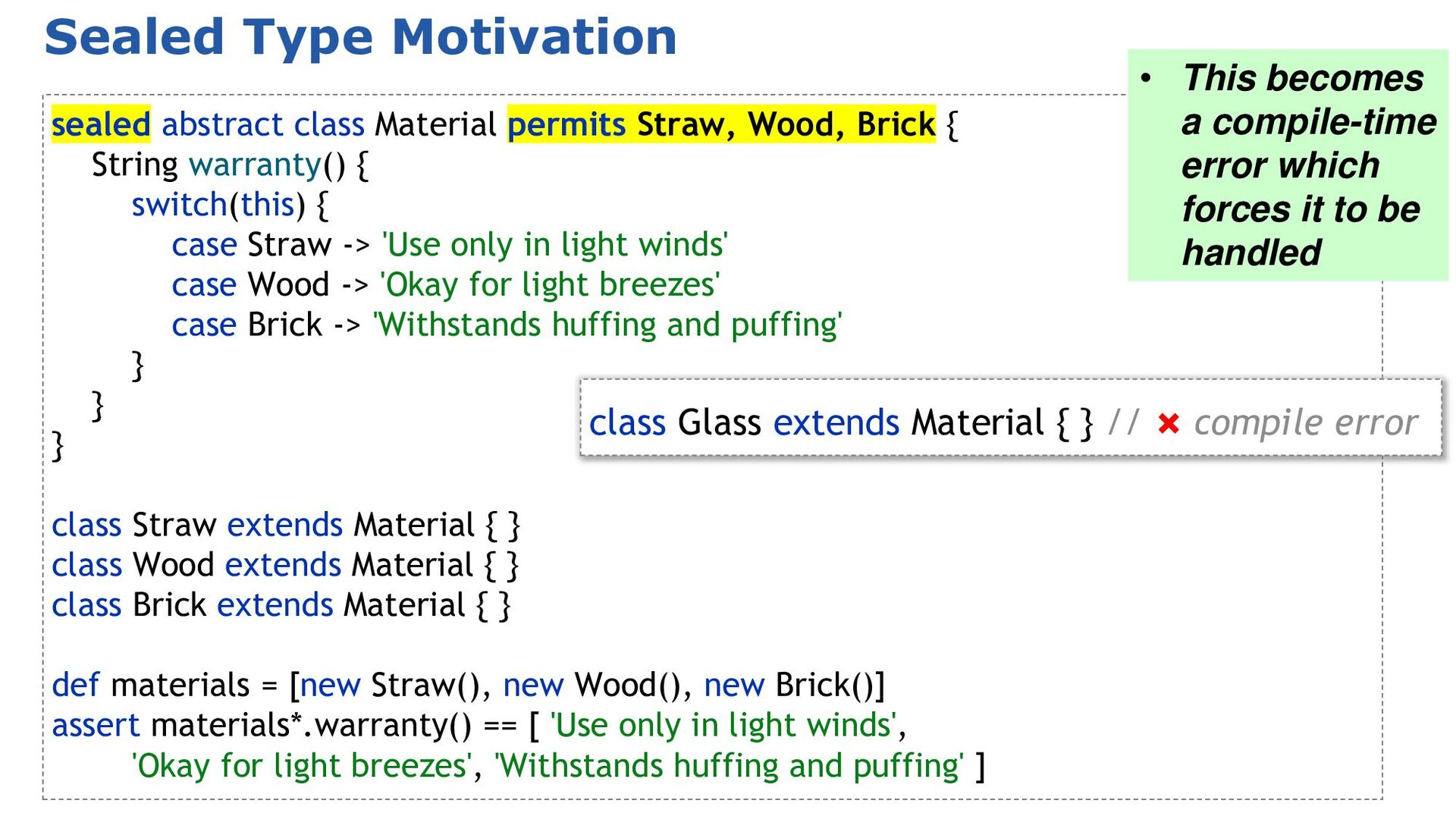 groovy-contracts module Design-by-contract