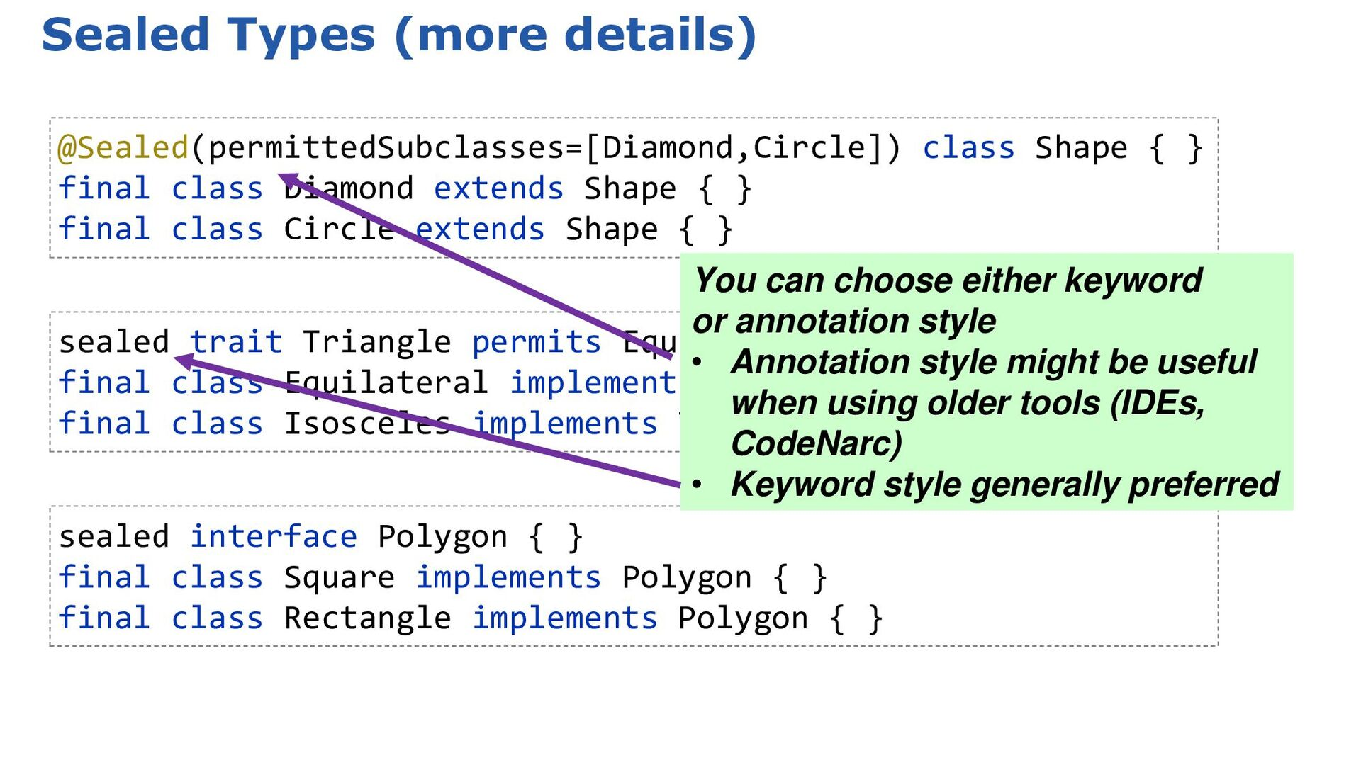 2.5: Includes JUnit 5 native annotations and JU...