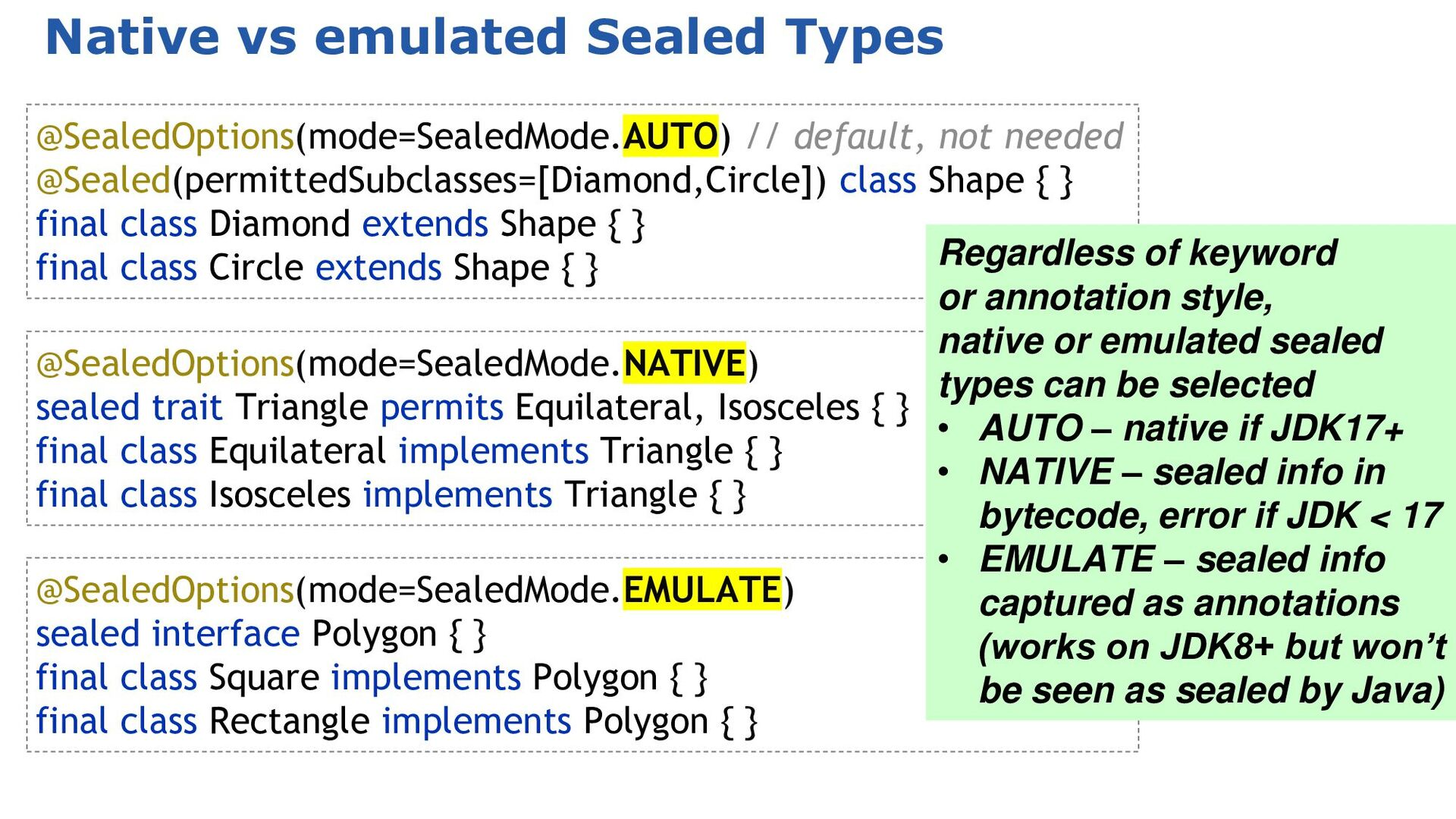 3.0: New operators: identity import groovy.tran...