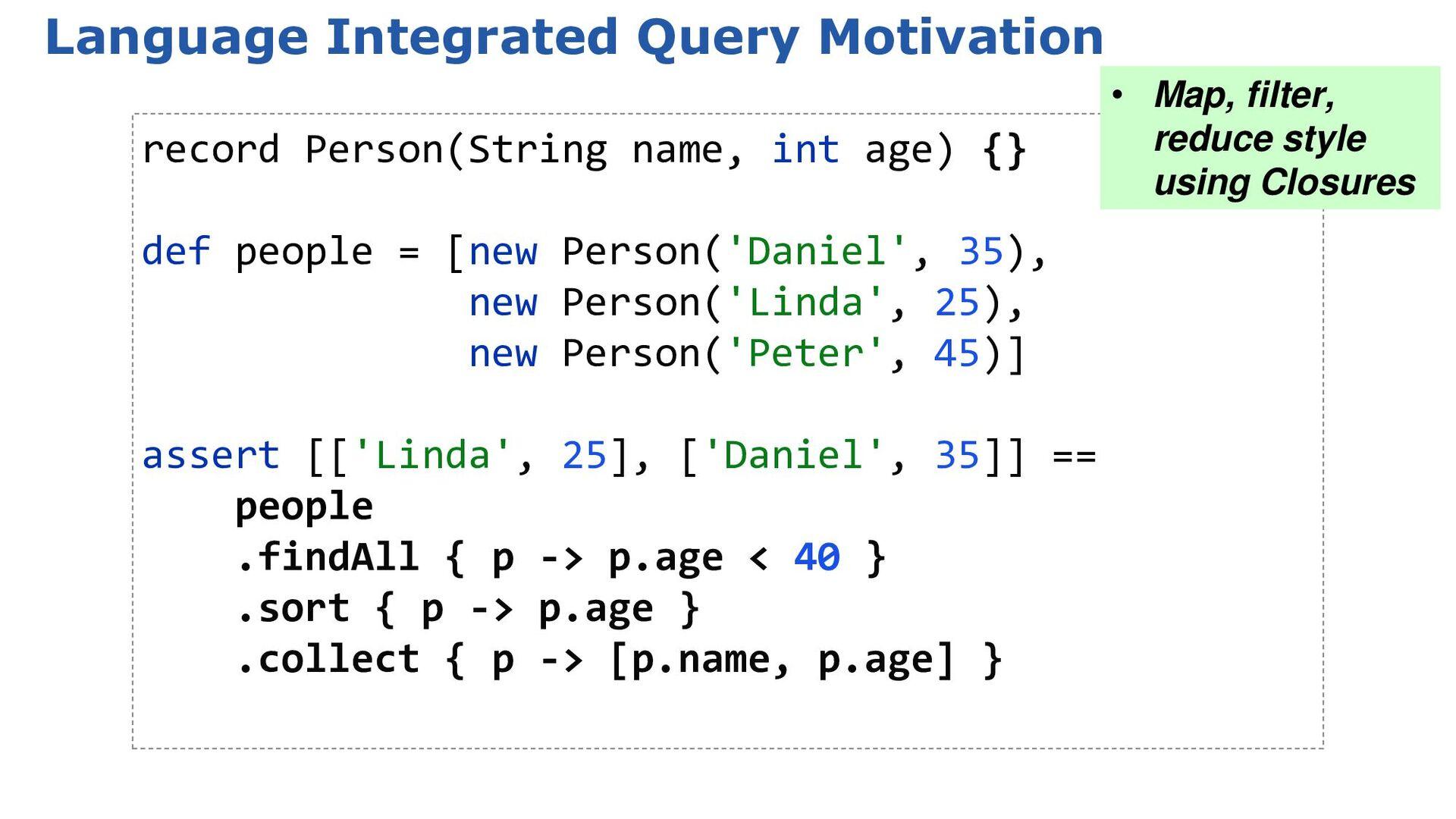 2.4: GDK Enhancements byte, int, boolean, float...