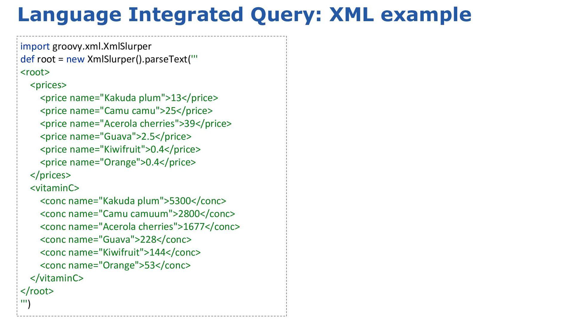 Compile-time Metaprogramming