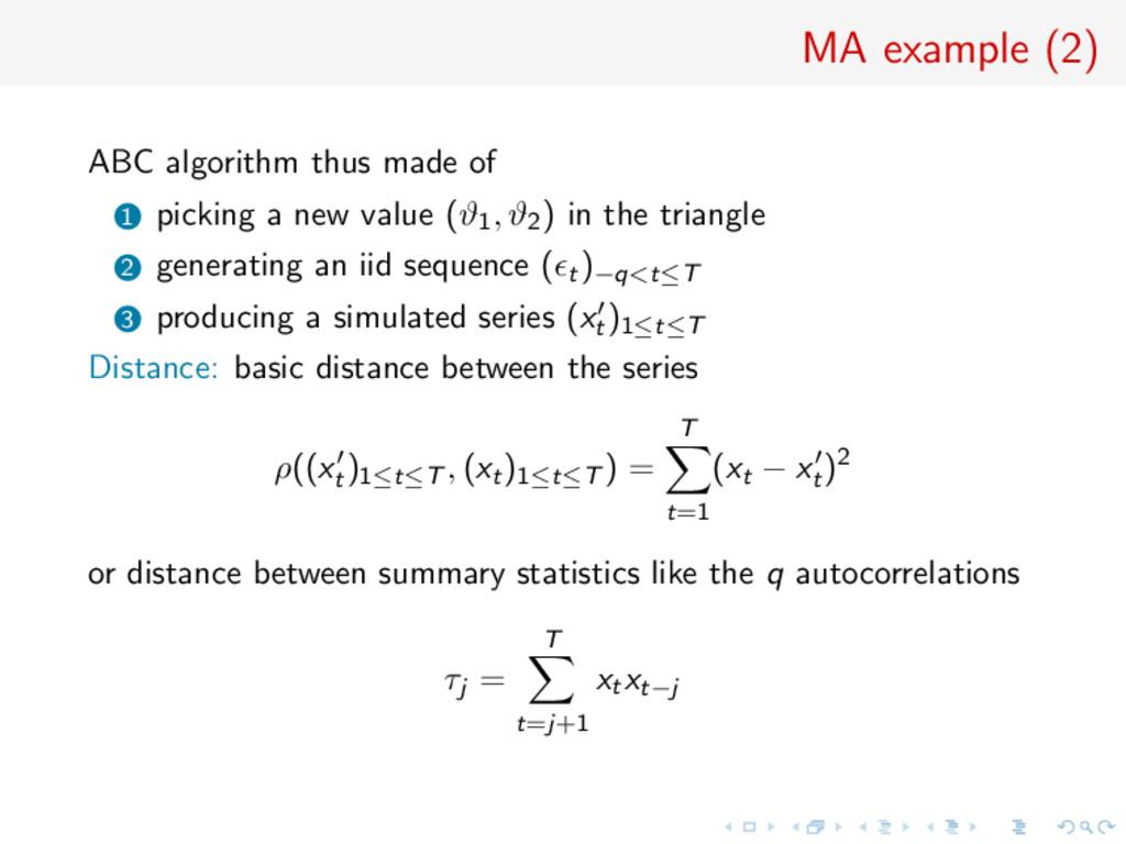 MA example (2) ABC algorithm thus made of 1 pic...
