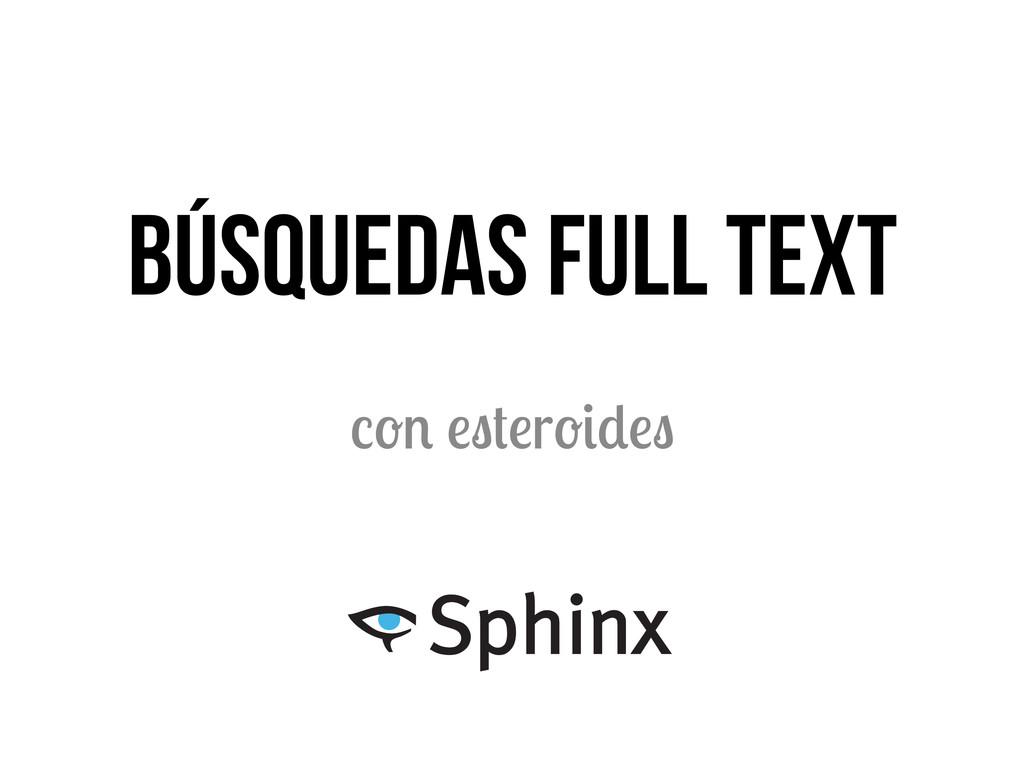 BúsquedaS Full Text r