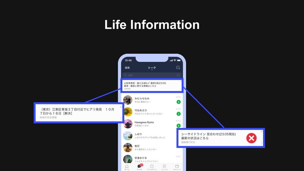 Life Information