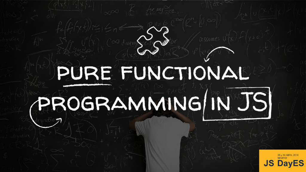 pure functional programming in JS