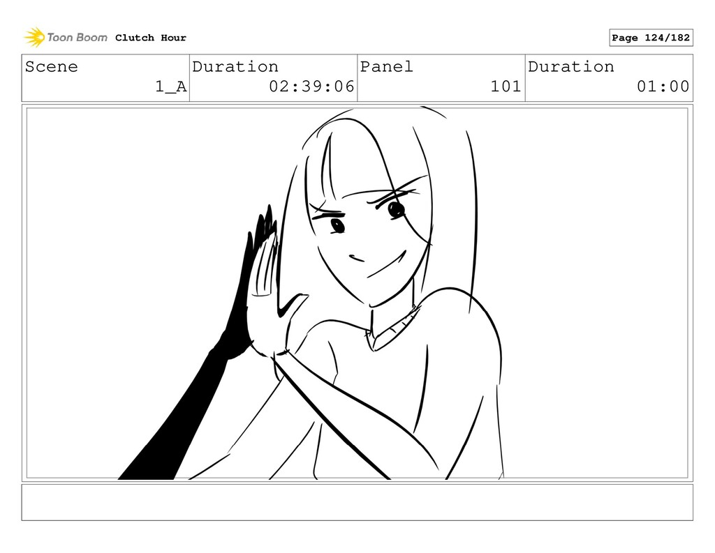 Scene 1_A Duration 02:39:06 Panel 101 Duration ...