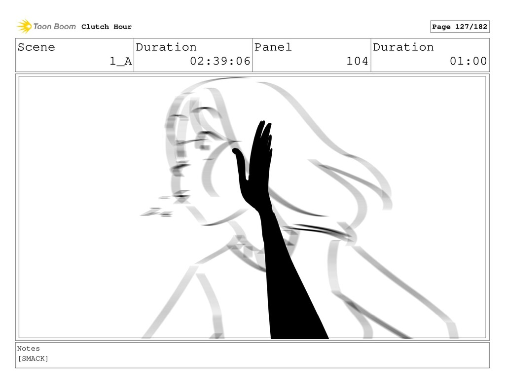Scene 1_A Duration 02:39:06 Panel 104 Duration ...