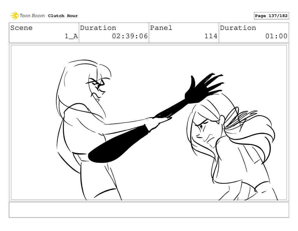 Scene 1_A Duration 02:39:06 Panel 114 Duration ...