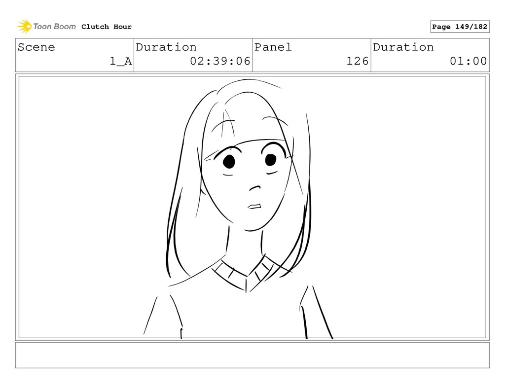 Scene 1_A Duration 02:39:06 Panel 126 Duration ...