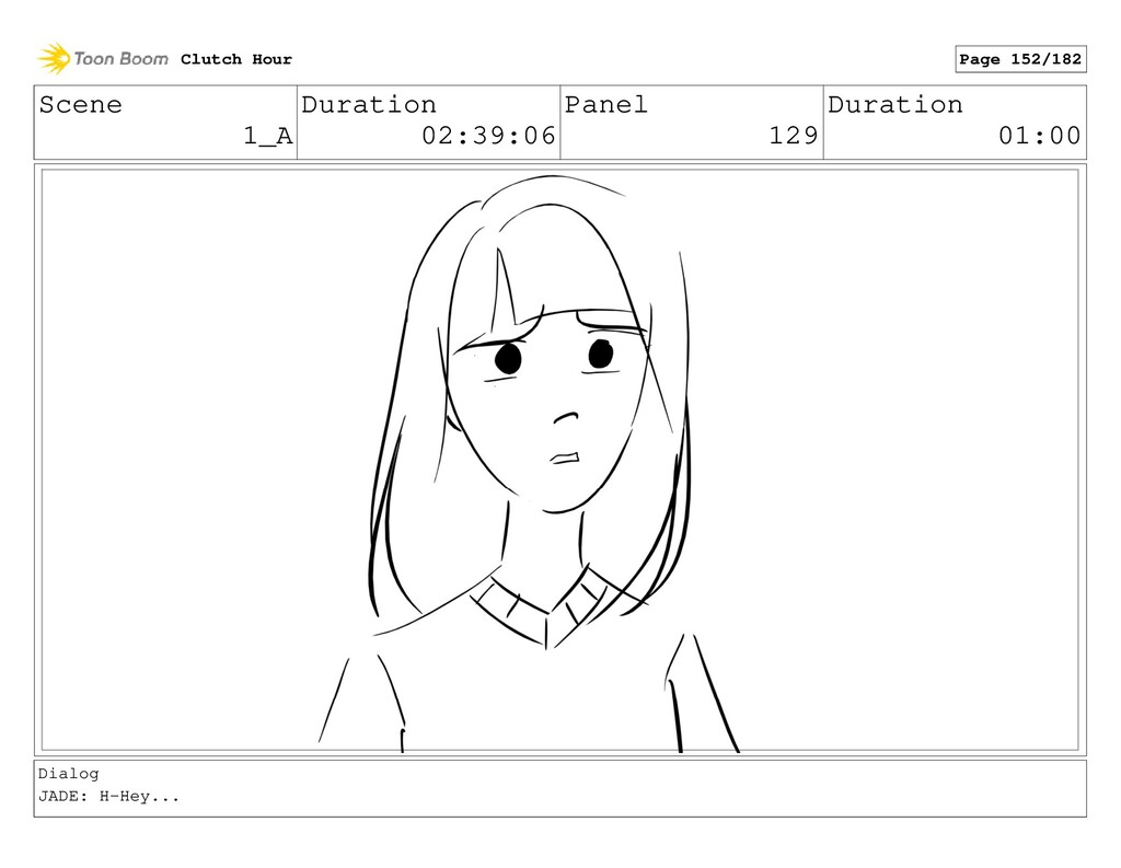 Scene 1_A Duration 02:39:06 Panel 129 Duration ...