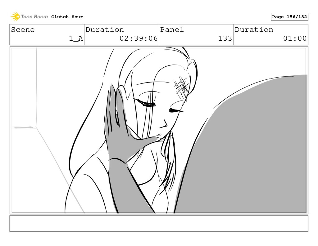 Scene 1_A Duration 02:39:06 Panel 133 Duration ...