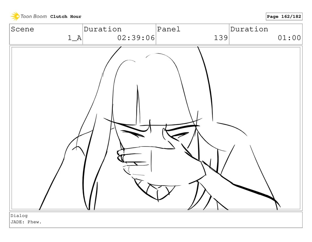 Scene 1_A Duration 02:39:06 Panel 139 Duration ...