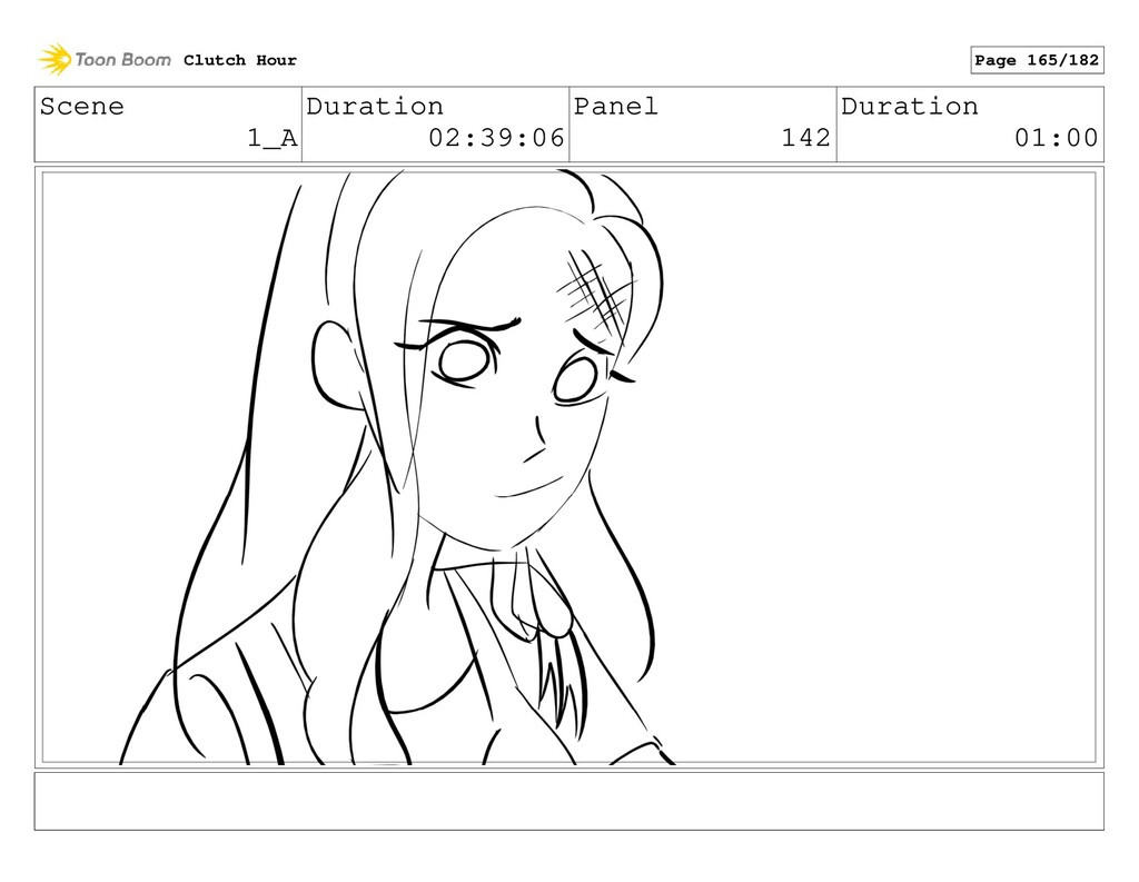 Scene 1_A Duration 02:39:06 Panel 142 Duration ...
