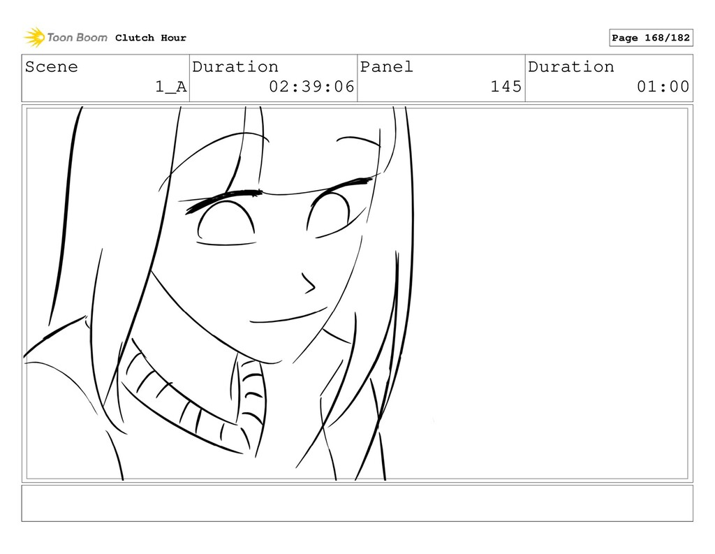 Scene 1_A Duration 02:39:06 Panel 145 Duration ...