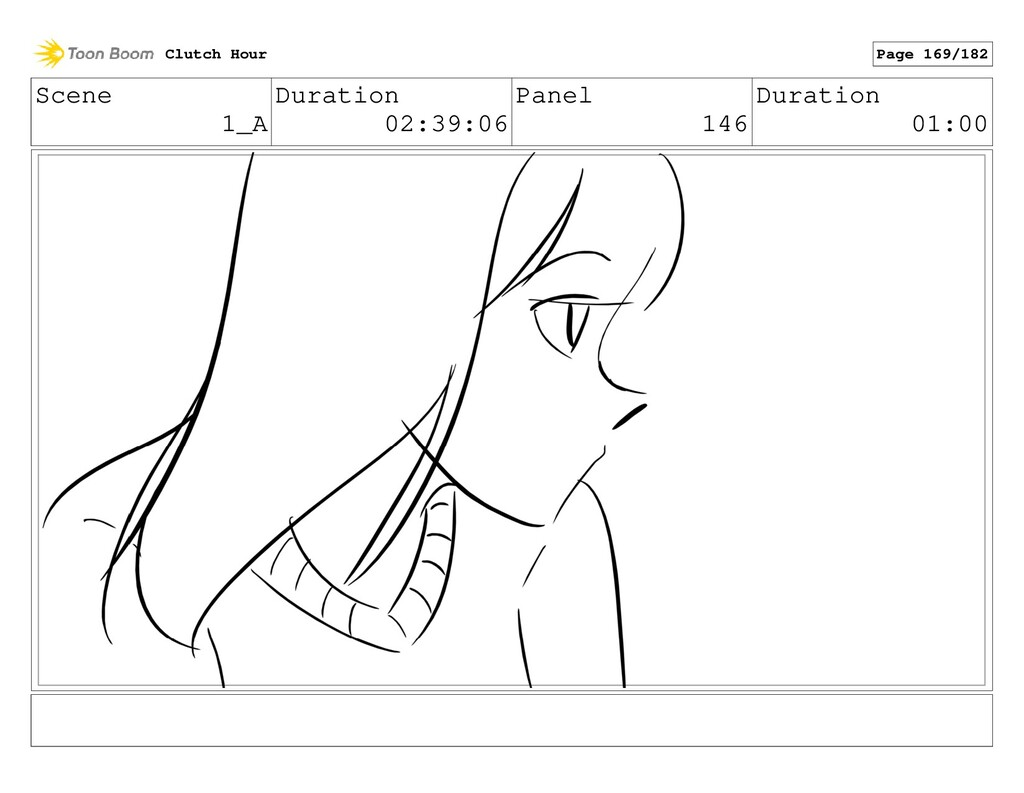 Scene 1_A Duration 02:39:06 Panel 146 Duration ...