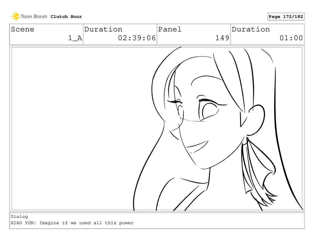 Scene 1_A Duration 02:39:06 Panel 149 Duration ...