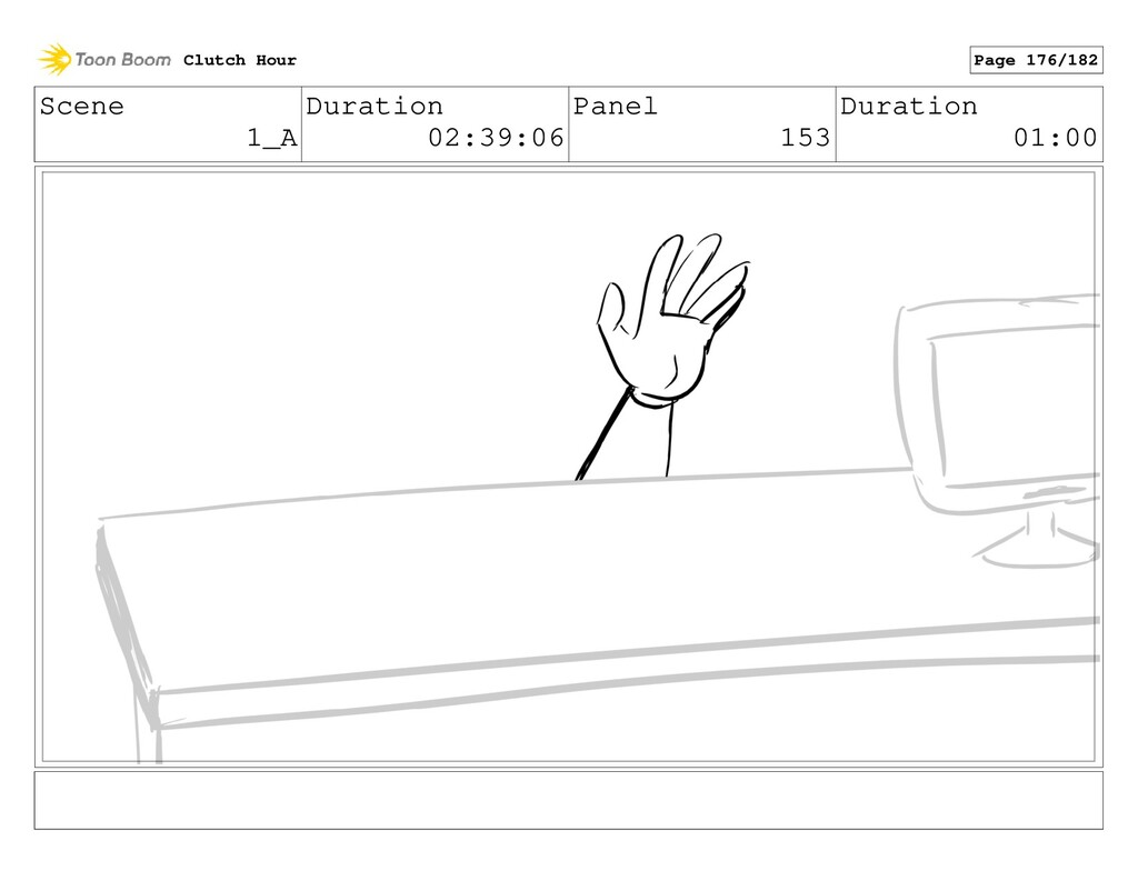 Scene 1_A Duration 02:39:06 Panel 153 Duration ...